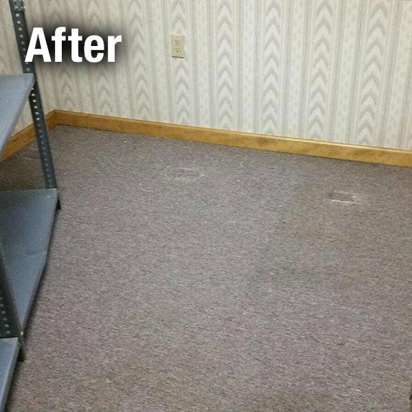 Cleveland West Injection Foam Leveling - After